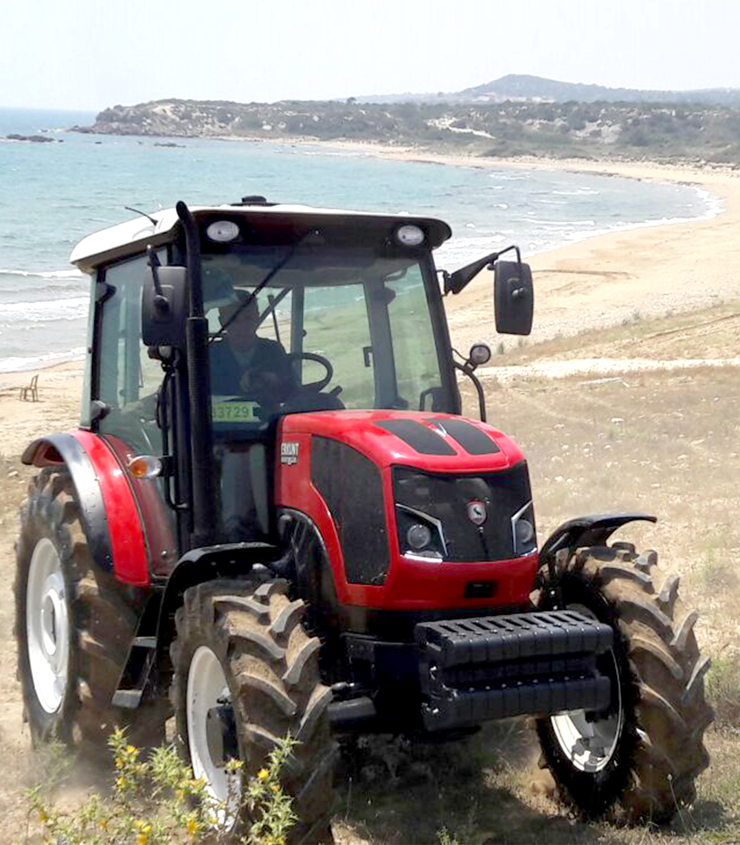 Field Demonstrations at Cyprus